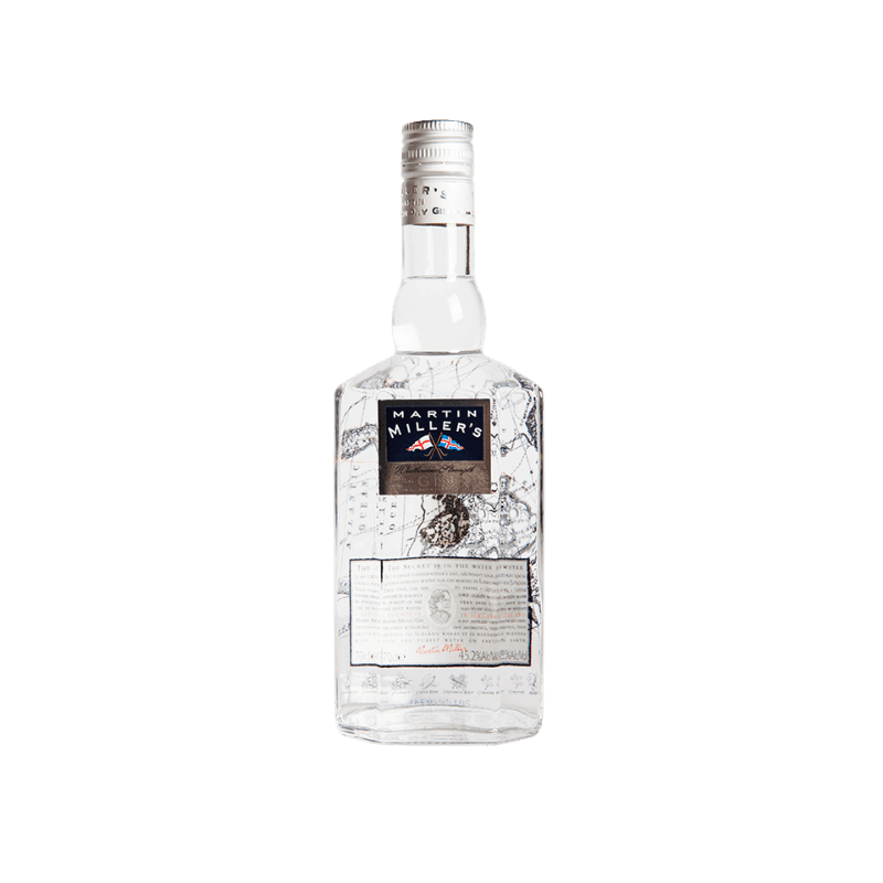 Comprar MARTIN MILLERS WESTBOURNE al mejor precio en BNG Bebidas - Compra Ginebras MARTIN MILLERS online al mejor precio en BNG bebidas.