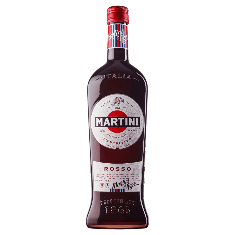 Comprar MARTINI ROJO al mejor precio en BNG Bebidas - Compra Vermut Y Aperitivo MARTINI online al mejor precio en BNG bebidas.
