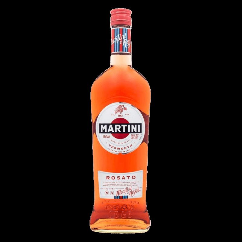 Comprar MARTINI ROSATTO al mejor precio en BNG Bebidas - Compra Vermut Y Aperitivo MARTINI online al mejor precio en BNG bebidas.