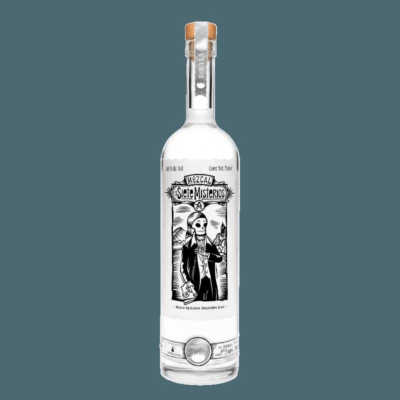Comprar MEZCAL 7 MISTERIOS DOBA YE al mejor precio en BNG Bebidas - Compra Tequilas 7 MISTERIOS online al mejor precio en BNG bebidas.