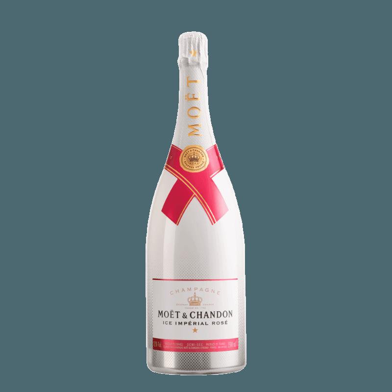 Comprar MOET CHANDON ICE ROSSE al mejor precio en BNG Bebidas - Compra Champagnes MOET CHANDOM online al mejor precio en BNG bebidas.