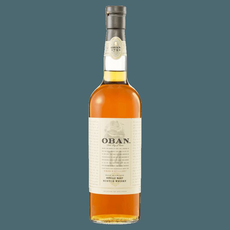 Comprar OBAN SINGLE MALT 14 ANOS al mejor precio en BNG Bebidas - Compra Whiskys OBAN online al mejor precio en BNG bebidas.