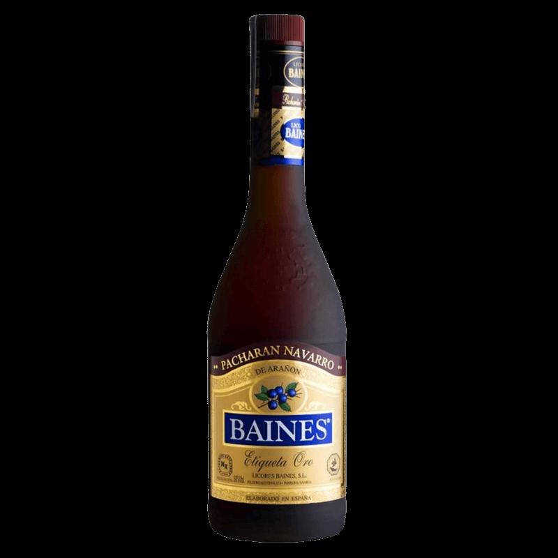 Comprar PACHARAN BAINES ORO al mejor precio en BNG Bebidas - Compra Anis Y Pacharan BAINNES online al mejor precio en BNG bebidas.