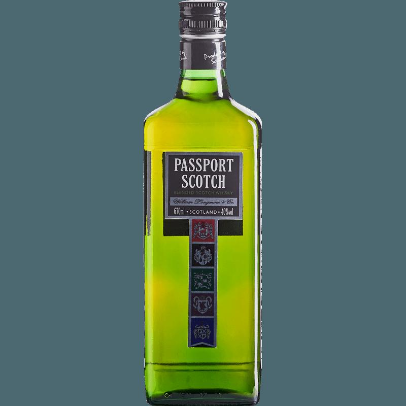 Comprar PASSPORT al mejor precio en BNG Bebidas - Compra Whiskys PASSPORT online al mejor precio en BNG bebidas.