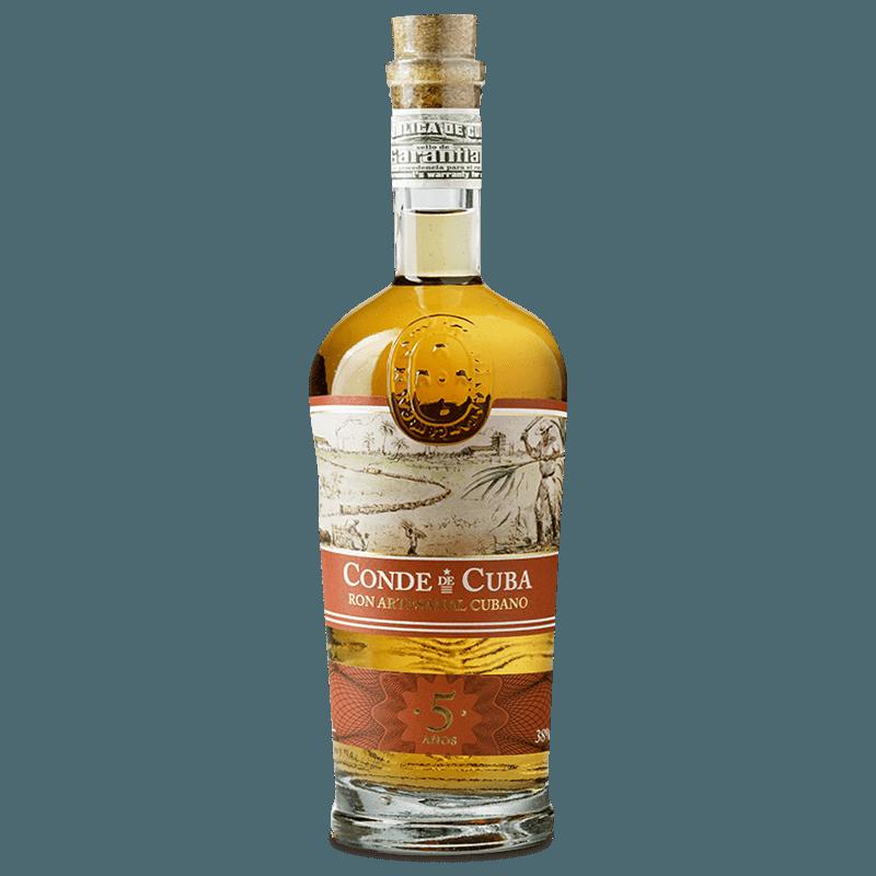 Comprar RON CDC 5 AÑOS al mejor precio en BNG Bebidas - Compra Rones CONDE DE CUBA online al mejor precio en BNG bebidas.