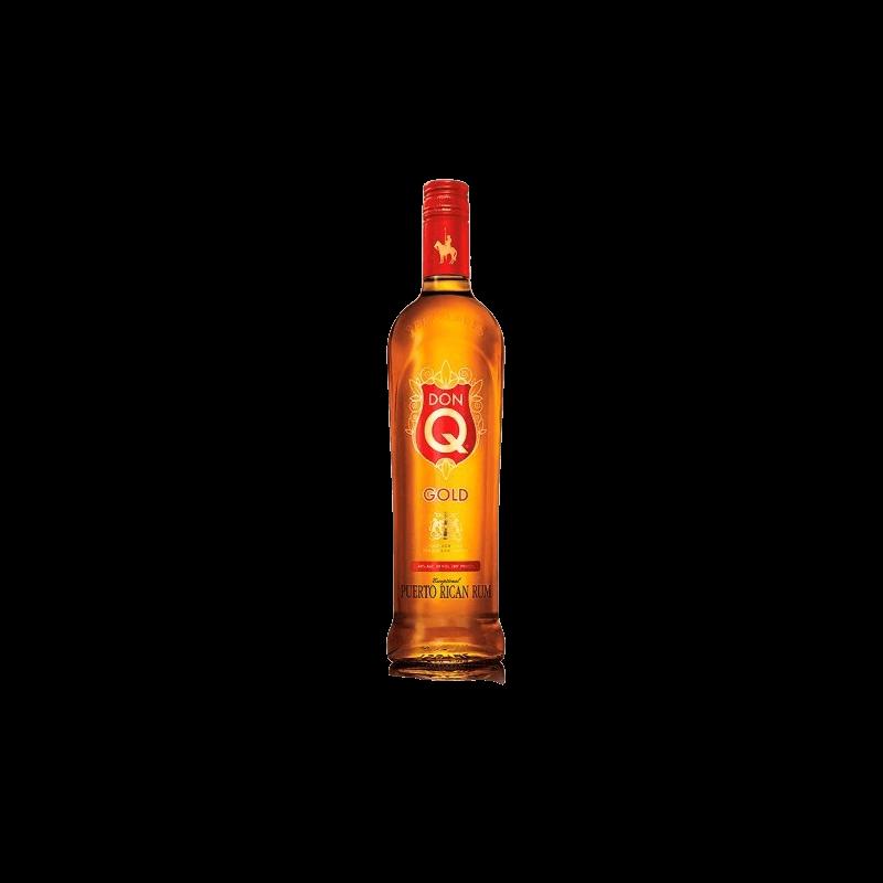 Comprar RON DON Q GOLD al mejor precio en BNG Bebidas - Compra Rones DON Q online al mejor precio en BNG bebidas.