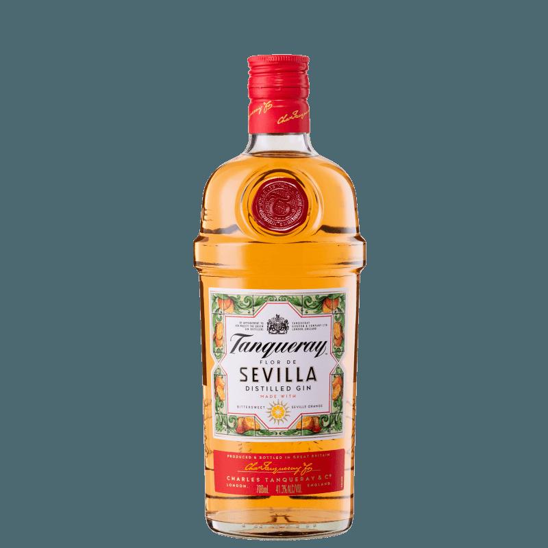 Comprar TANQUERAY FLOR DE SEVILLA al mejor precio en BNG Bebidas - Compra Ginebras TANQUERAY online al mejor precio en BNG bebidas.