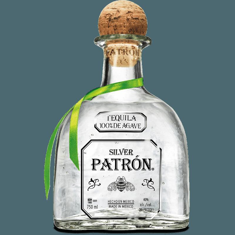 Comprar TEQUILA PATRON SILVER al mejor precio en BNG Bebidas - Compra Tequilas PATRON online al mejor precio en BNG bebidas.