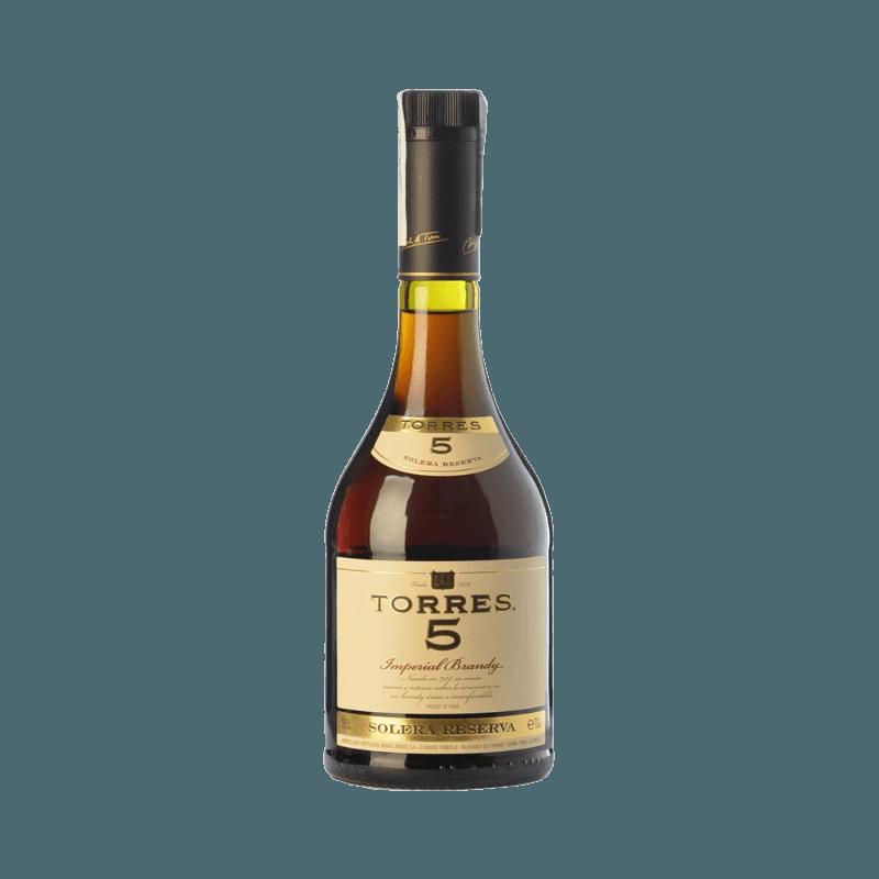 Comprar TORRES 5 ANOS al mejor precio en BNG Bebidas - Compra Brandy Y Cognacs TORRES online al mejor precio en BNG bebidas.