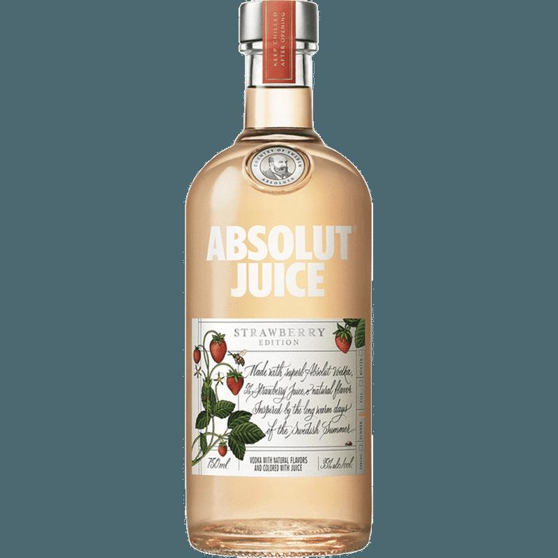 Comprar VODKA ABSOLUT JUICE FRESA al mejor precio en BNG Bebidas - Compra Vodkas ABSOLUT online al mejor precio en BNG bebidas.