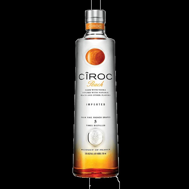 Comprar VODKA CIROC PEACH al mejor precio en BNG Bebidas - Compra Vodkas CIROC online al mejor precio en BNG bebidas.