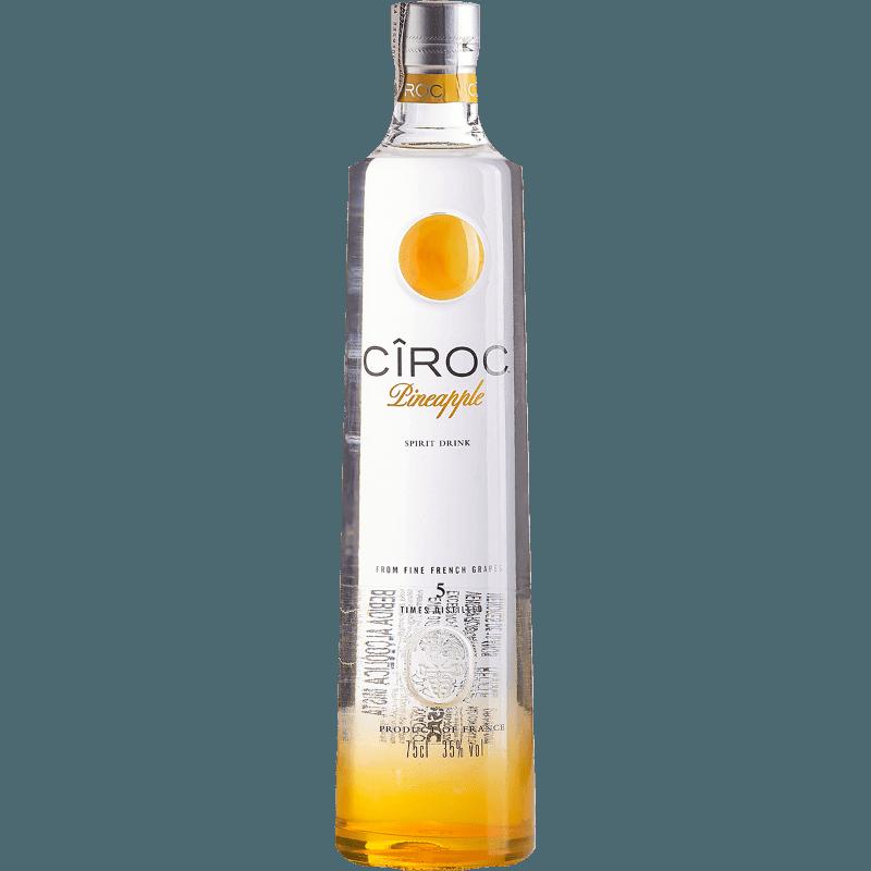 Comprar VODKA CIROC PINEAPPLE al mejor precio en BNG Bebidas - Compra Vodkas CIROC online al mejor precio en BNG bebidas.