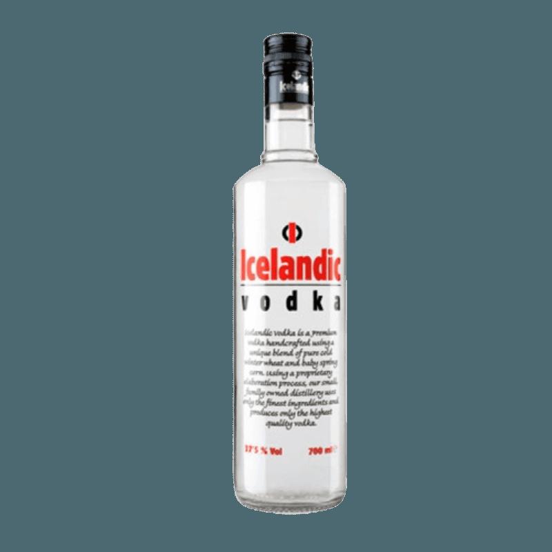 Comprar VODKA ICELANDIC BLANCO al mejor precio en BNG Bebidas - Compra Vodkas ICELANDIC online al mejor precio en BNG bebidas.