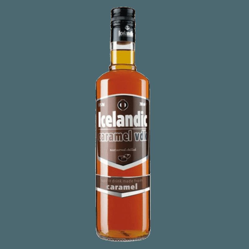 Comprar VODKA ICELANDIC CARAMELO al mejor precio en BNG Bebidas - Compra Vodkas ICELANDIC online al mejor precio en BNG bebidas.