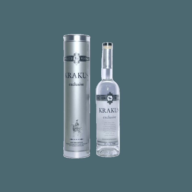 Comprar VODKA KRAKUS EXCLUSIVE ESTUCHADO al mejor precio en BNG Bebidas - Compra Vodkas KRAKUS online al mejor precio en BNG bebidas.