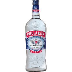 Comprar VODKA POLIAKOV al mejor precio en BNG Bebidas - Compra Vodkas POLIAKOV online al mejor precio en BNG bebidas.