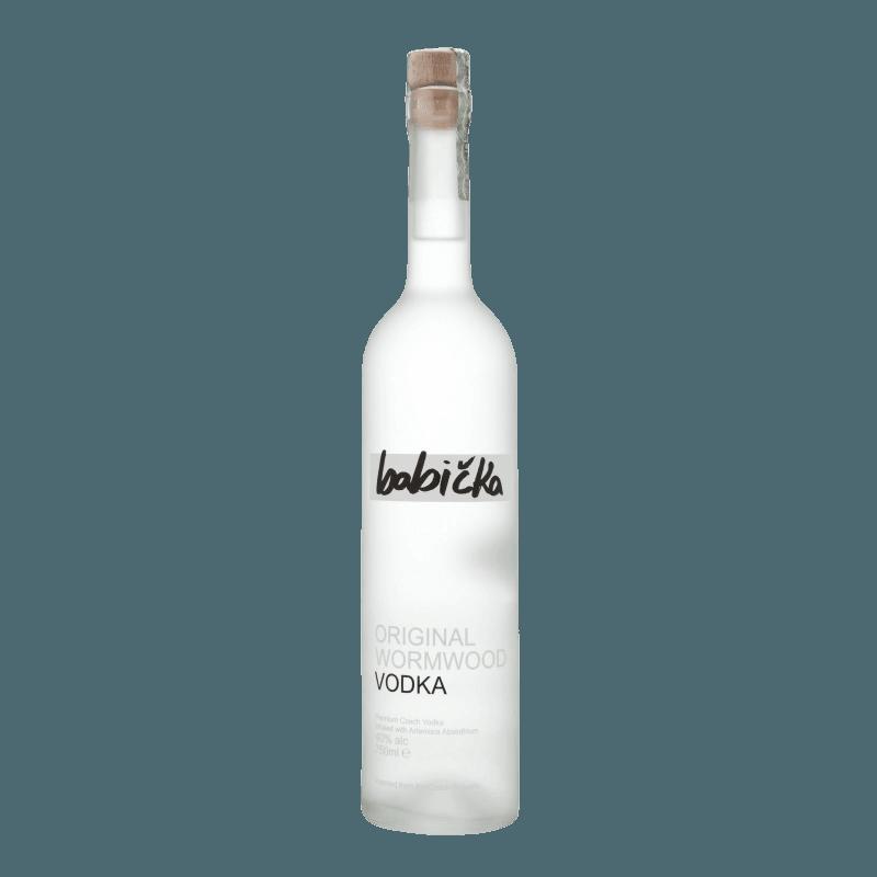 Comprar VODKA PREMIUM BABICKA al mejor precio en BNG Bebidas - Compra Vodkas BABICKA online al mejor precio en BNG bebidas.