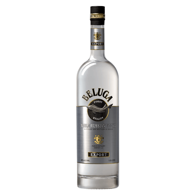 Comprar VODKA PREMIUM BELUGA al mejor precio en BNG Bebidas - Compra Vodkas BELUGA online al mejor precio en BNG bebidas.