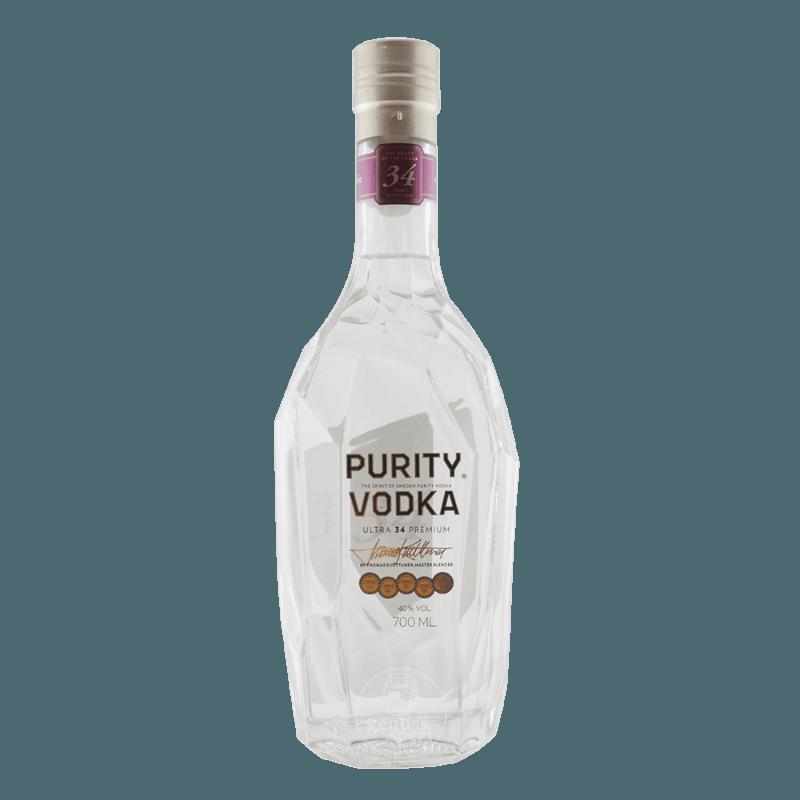 Comprar VODKA PREMIUM PURITY al mejor precio en BNG Bebidas - Compra Vodkas PURITY online al mejor precio en BNG bebidas.