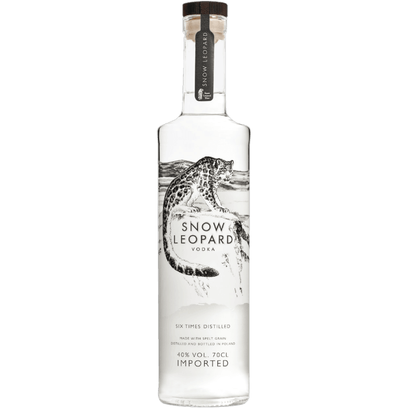 Comprar VODKA PREMIUM SNOW LEOPARD al mejor precio en BNG Bebidas - Compra Vodkas SNOW LEOPARD online al mejor precio en BNG bebidas.