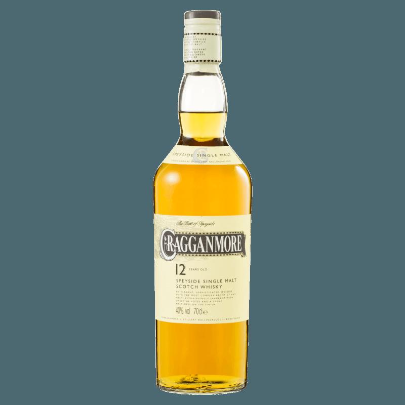 Comprar WHISKY GRAGGANMORE 12 AÑOS al mejor precio en BNG Bebidas - Compra Whiskys GRAGGANMORE online al mejor precio en BNG bebidas.